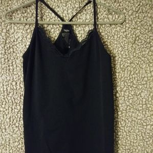 Mossimo Supply Co. Tops - Womens spandex T back tank